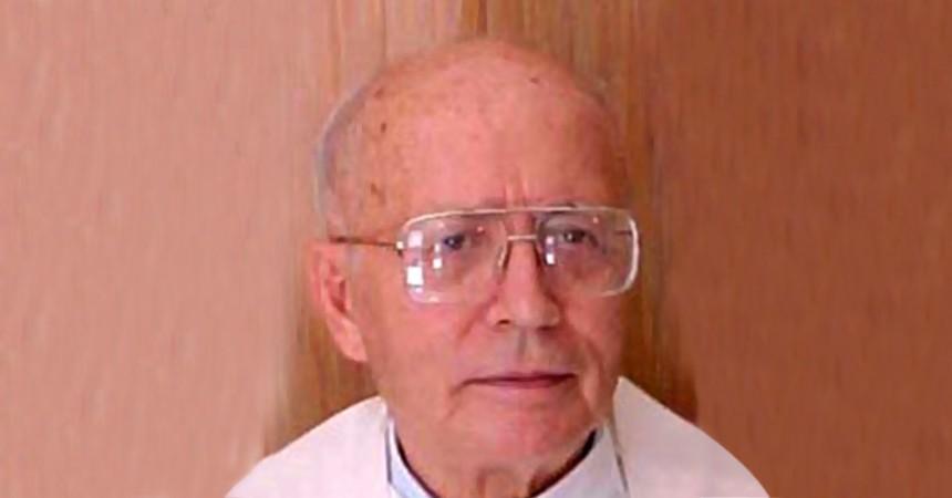 DEATH NOTICE Fr. RAMON GARCIA ANDEREZ (SCOR)