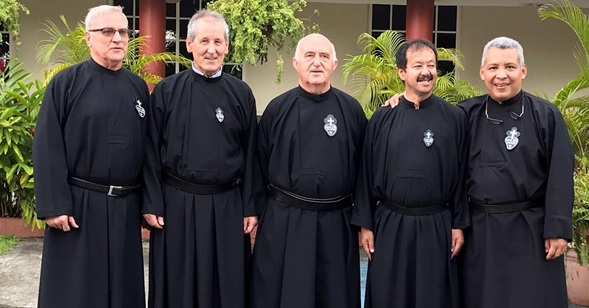 Second Provincial Chapter of the SCOR Province