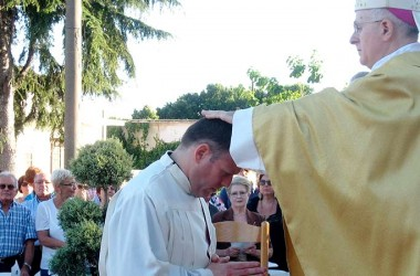 ORDINAZIONE P. Francesco Pagliaroli (MAPRAES)