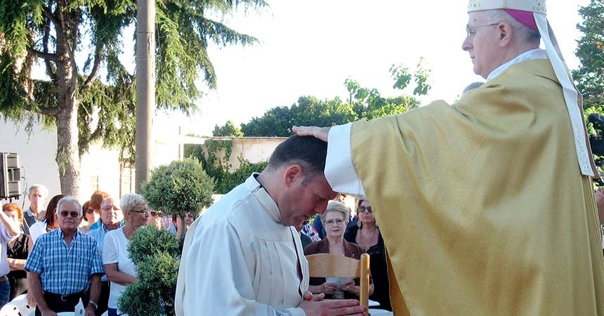 ORDINATION Fr. Francesco Pagliaroli (MAPRAES)