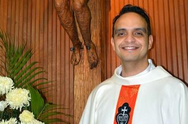 ORDINATION Fr. Rubén Darío Manzano Liscano (SCOR)
