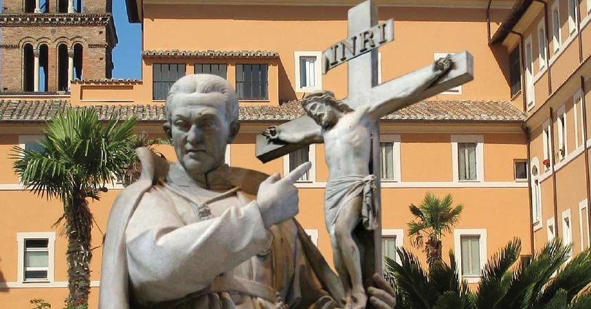 Conference<br>150th Anniversary of the Canonization<br>of St. Paul of the Cross