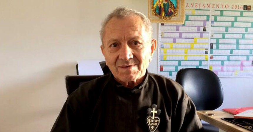 DEATH NOTICE Fr. Matteo Colucci (GETH)