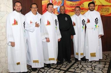 """Nuova Provincia – """"Getsemani""""<br>Nuovo Provinciale e Consiglio"""