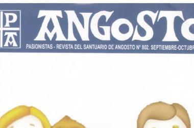 Revista ANGOSTO<br>N° 802 Septiembre – Octubre 2017