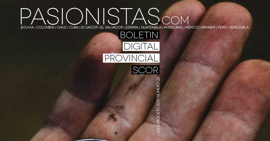 Boletín SCOR<br />N° 23 – Julio/Agosto 2017