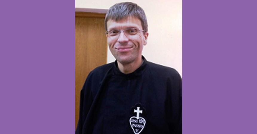 INFORMAZIONE DEL DECESSO<br>P. Piotr Sobol (ASSUM)