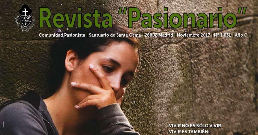 """Revista """"PASIONARIO""""<br>Noviembre 2017"""