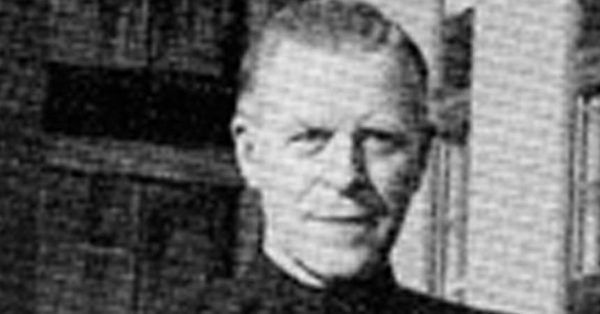 DEATH NOTICE<br>Fr. Salvian Maguire (PATR)
