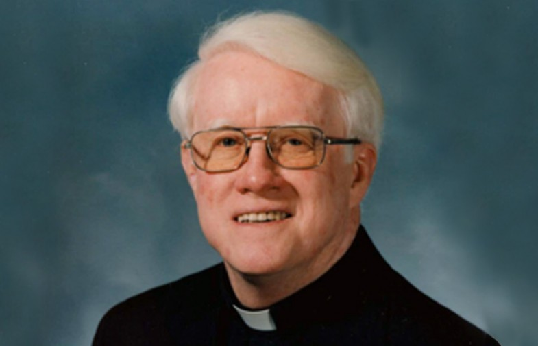 DEATH NOTICE<br>Fr. Brice Edwards (PAUL)