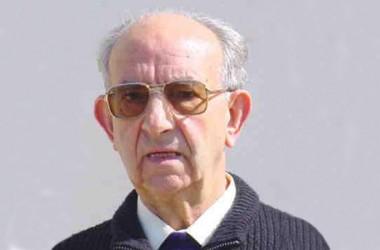 INFORMAZIONE DEL DECESSO<br>P. Gaudencio Delgado García (SCOR)