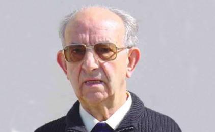 DEATH NOTICE<br />Fr. Gaudencio Delgado García (SCOR)