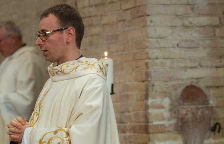 PRIESTLY ORDINATION<br>Fr. Michele Messi (MAPRAES)