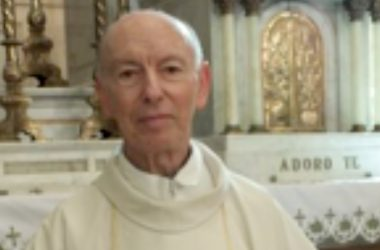 Death Notice<br> Fr. ALCIDES DAVID BASSANI (GETH)