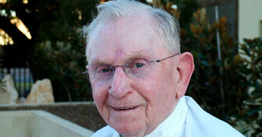 DEATH NOTICE Fr. Gerard Mahony