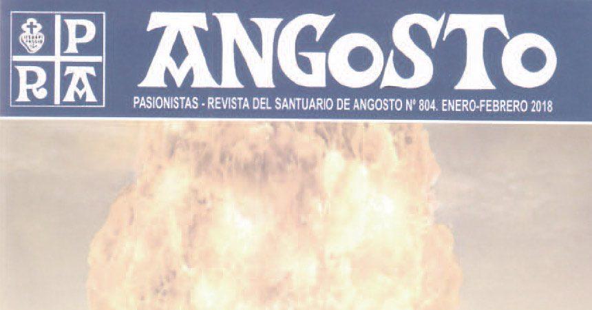 "Revista ""ANGOSTO""<br>Enero – Febrero 2018"