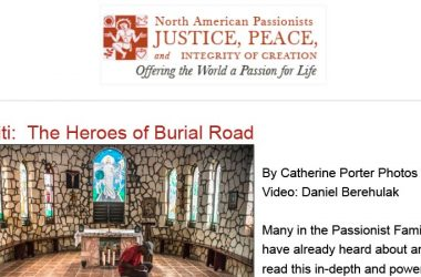 North American Passionists JPIC<br>January 2018