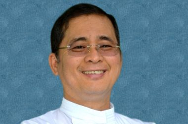 DEATH NOTICE<br>Fr. Ramon Ramos