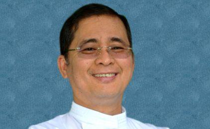 DEATH NOTICE<br>Fr. Ramon Ramos