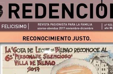 """Revista """"REDENCIÓN""""<br>Noviembre – Diciembre 2017"""