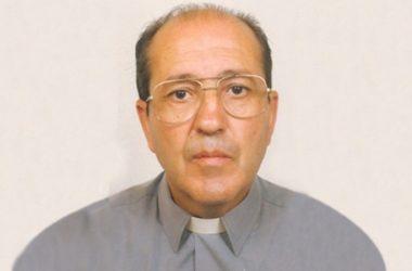 DEATH NOTICE<br>Fr. José Luis Aguinaga Iza (SCOR)