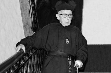 DEATH NOTICE<br>Fr. Bogdan Mirosław Kołakowski