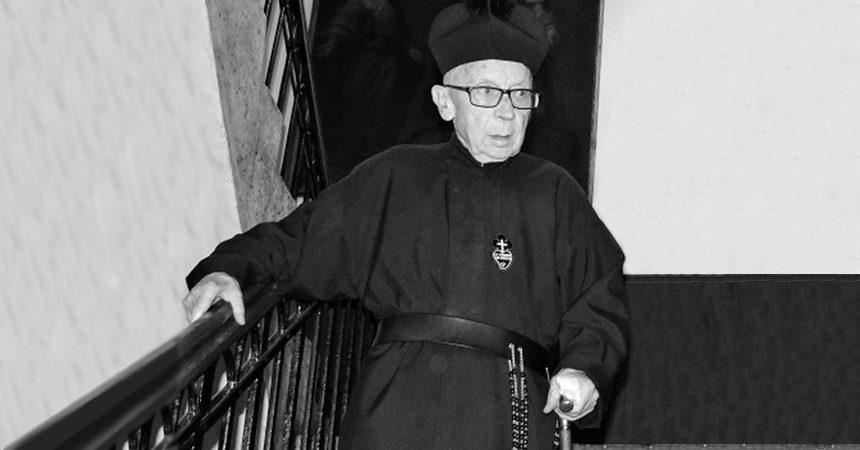 INFORMACIÓN DEL FALLECIMIENTO<br>P. Bogdan Mirosław Kołakowski