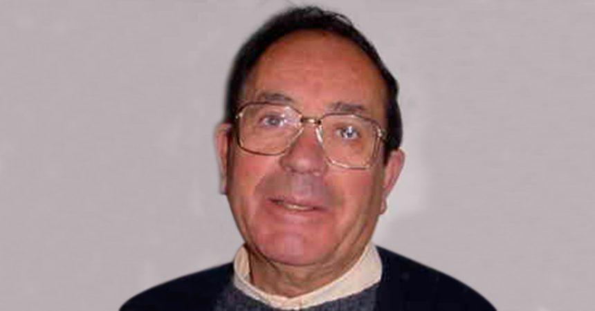 INFORMAZIONE DEL DECESSO<br>P. Mariano Moreno Vega (SCOR)