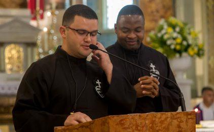 PROFESIÓN PERPETUA<br>Armindo Baltazar y Fernando da Silva Oliveira (GETH)