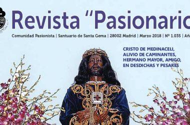 """Revista """"PASIONARIO""""<br>Marzo 2018"""