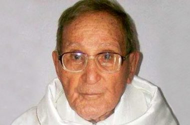 DEATH NOTICE<br>Fr. Mario Tomasetti (MAPRAES)