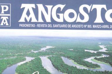 """Revista """"ANGOSTO""""<br>Marzo – Abril 2018"""