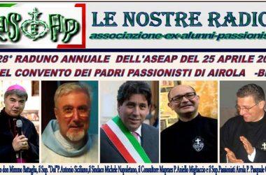 """Bollettino """"ASEAP""""<br>Pasqua 2018"""