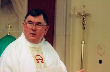 DEATH NOTICE<br>Fr. Peter McGrath