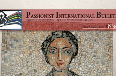 Passionist International Bulletin<br>N°44 (1-2018)