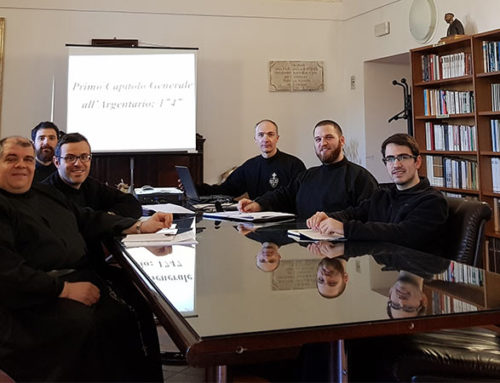 Curso de Historia de la Congregación a los novicios de la Provincia de MAPRAES 19 – 22 Marzo de 2018