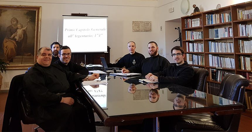 Course in the History of the Congregation to the novices of the MAPRAES Province<br>19 – 22 March 2018
