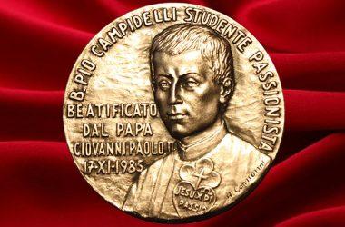 CARTA CIRCULAR con motivo del 150° Aniversario del nacimento del BEATO PÍO CAMPIDELLI