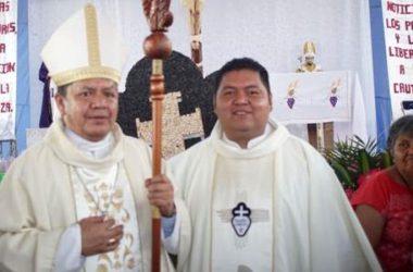 ORDENACIÓN<br>P. Jesús Marín Pérez (SCOR)