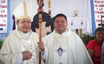 ORDINATION<br>Fr. Jesús Marín Pérez (SCOR)