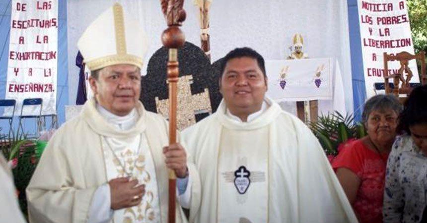 ORDINAZIONE<br>P. Jesús Marín Pérez (SCOR)