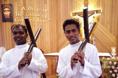PERPETUAL PROFESSION and DIACONATE ORDINATION<br>THOM Vice-Province