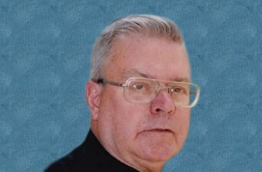DEATH NOTICE<br>Fr. Carrol Thorne
