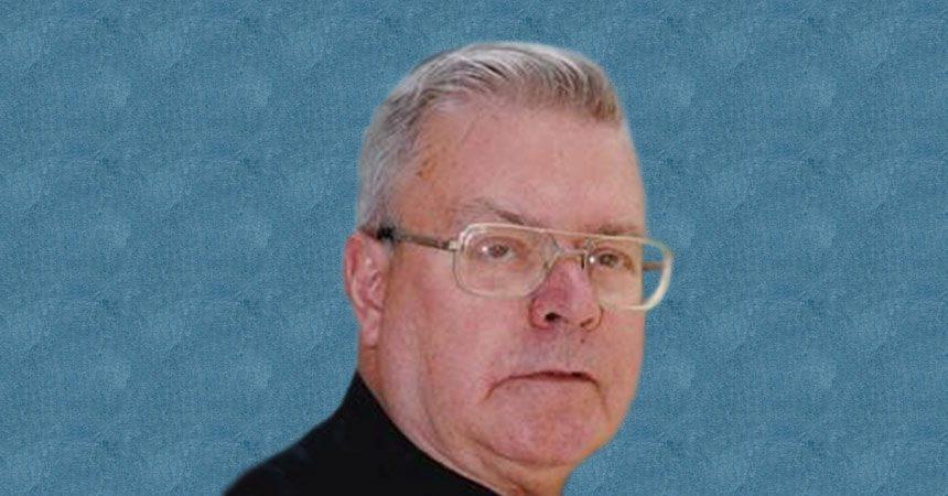 DEATH NOTICE<br>Fr. Carrol Thorne