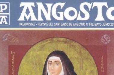 "Revista ""ANGOSTO""<br>Mayo – Junio 2018"