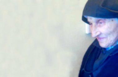 DEATH NOTICE<br>Sr. Gabriela Camagna