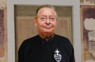 DEATH NOTICE<br>Fr. Leonardo Di Girolamo (MAPRAES)