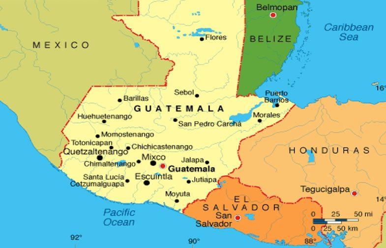 Messaggio del P. Generale<br>ERUZIONE DEL VULCANO DI FUOCO (GUATEMALA).