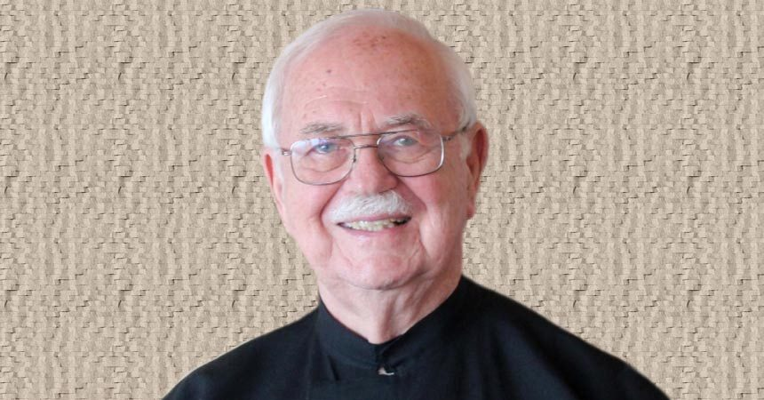DEATH NOTICE<br>Fr. Michael Hoolahan (CRUC)