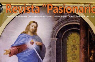 """Revista """"PASIONARIO""""<br>Junio – Julio 2018"""